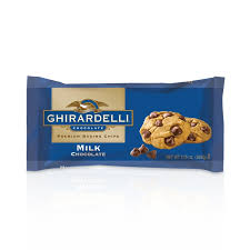 Milk chocolate chip